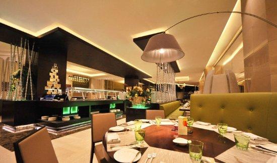 Sheraton Amman Al Nabil Hotel: Spice Garden Main Restaurant