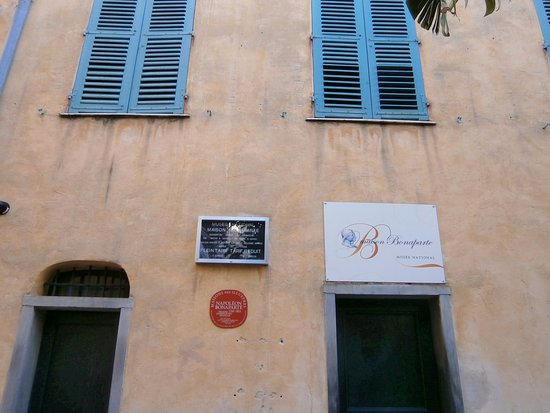Maison bonaparte ajaccio france top tips before you go for Ajaccio location maison