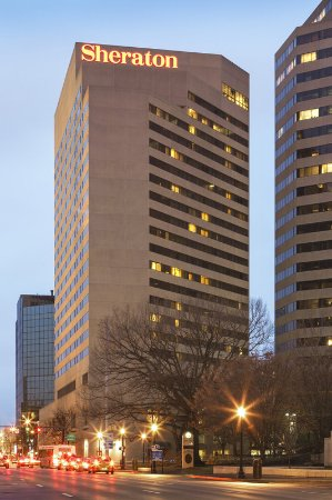Sheraton Columbus at Capitol Square Hotel: Exterior