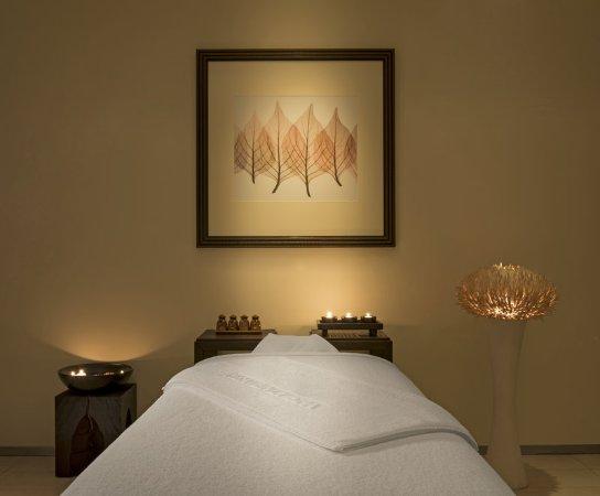 The Westin Dubai Mina Seyahi Beach Resort & Marina: Heavenly Spa Treatment Room