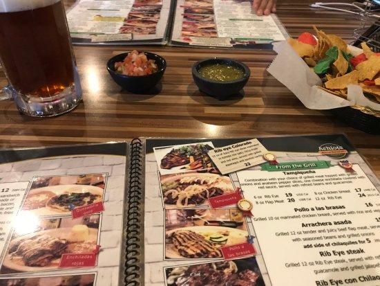 San Ysidro, CA: Bon restaurant prêt des outlets