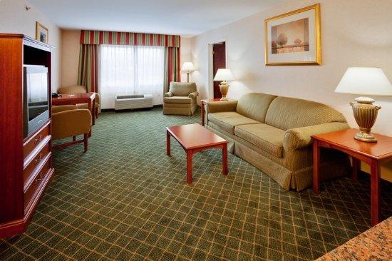 นิวมิลฟอร์ด, เพนซิลเวเนีย: Make our 2-Room Suite your 'Office away from home'