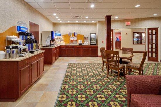 New Milford, PA: Express Start 'Hot' Breakfast Bar