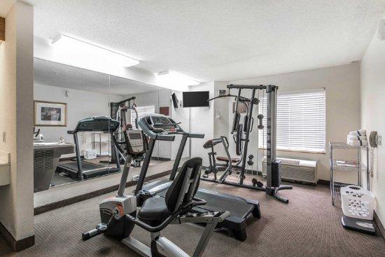 Sleep Inn Airport Kansas City: Fitness center