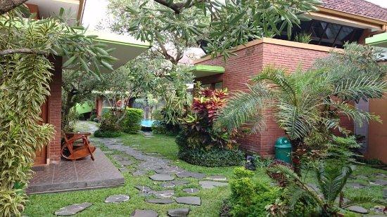 Hotel Rumput Resort & Resto: area sekitar kamar