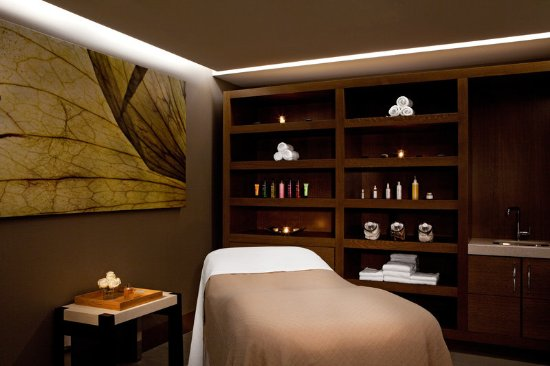 The Westin Portland Harborview: Akari Spa Treatment Room