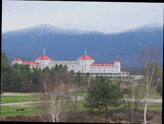 Omni Mount Washington Resort: Beautiful hotel and scenery