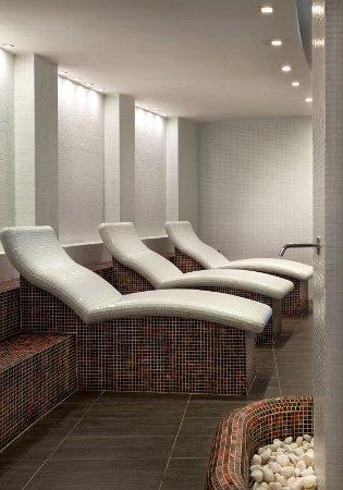 Le Meridien Lav Split: Spa relaxation area