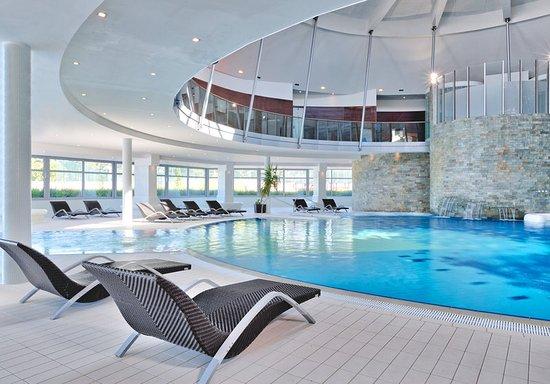 Podstrana, Croatia: Indoor pool