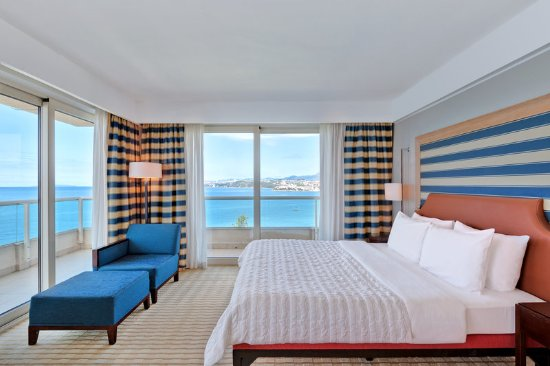 Podstrana, Croacia: Presidential suite bedroom