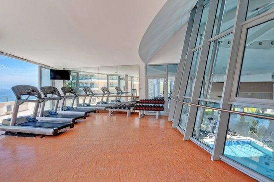 Podstrana, Kroatië: Fitness room