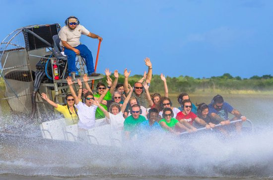 Florida Everglades Airboat Ride and