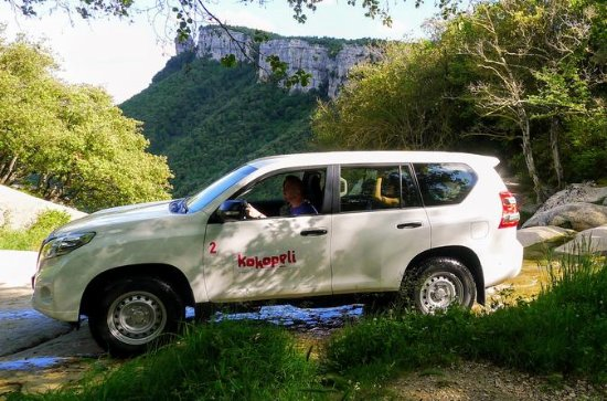 Pyreneene Jeep Safari Day Tour fra...