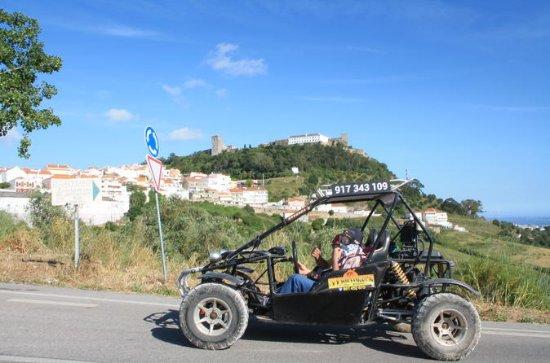 Arrábida Day Trip with 4x4 Kart...
