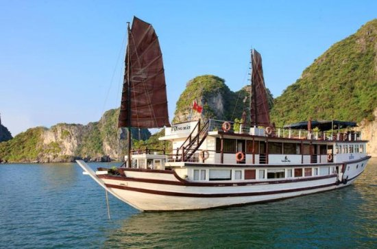 Bai Tu Long Bay Cruise From Hanoi...