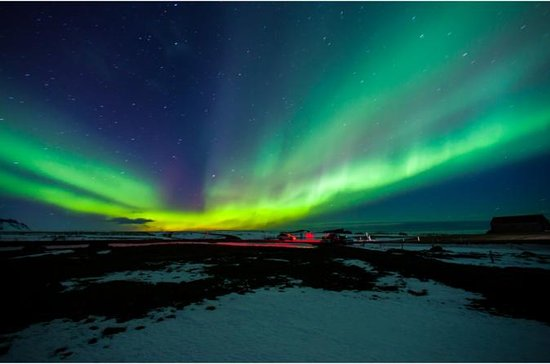 Hunting the Northern light, Norway