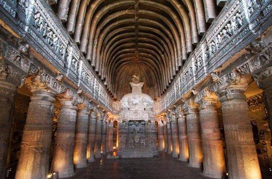 Ajanta da UNESCO e Ellora Caves - uma...
