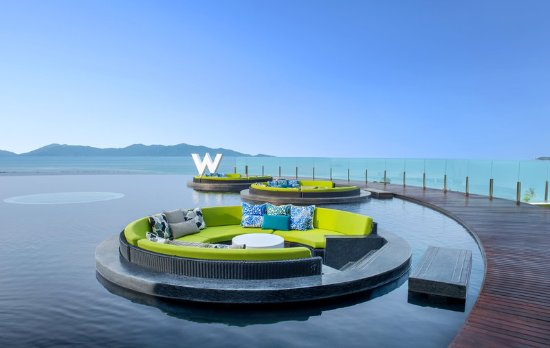 W Koh Samui: Welcome - Reflection Pond