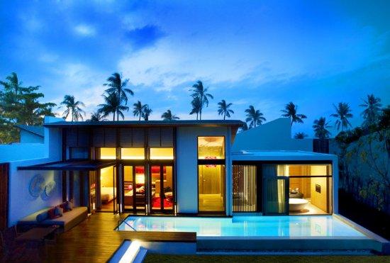 W Koh Samui: Tropical Oasis Exterior