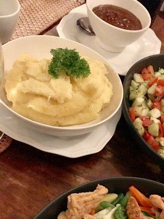 Life Restaurant : Gado Gado.