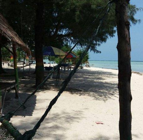 Pari Island: Pantai Bintang, Pulau Pari