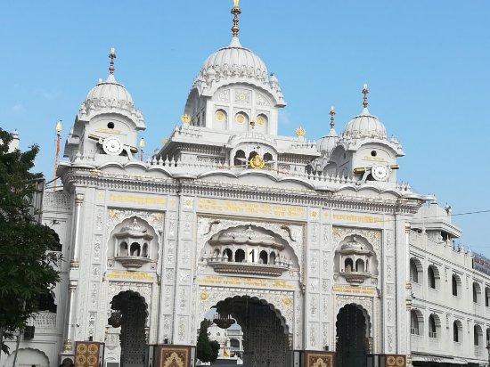 Takhat Sachkhand Sri Hazur Abchalnagar Sahib