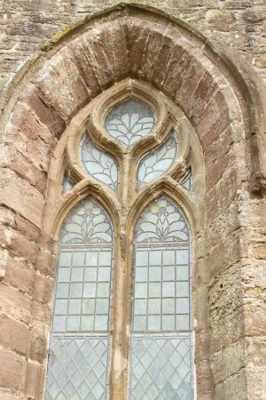 Охтерардер, UK: Closeup of window