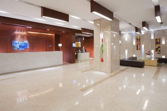 Holiday Inn Express Shenzhen Luohu: Hotel Lobby
