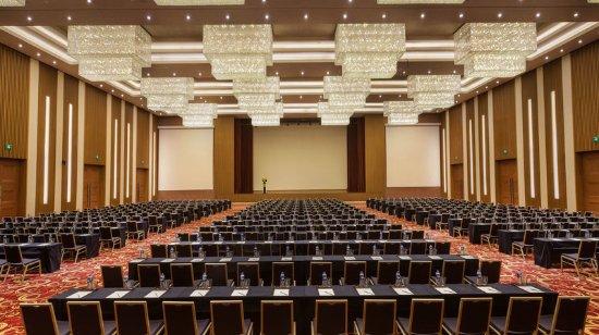 Putian, China: Banquet Room