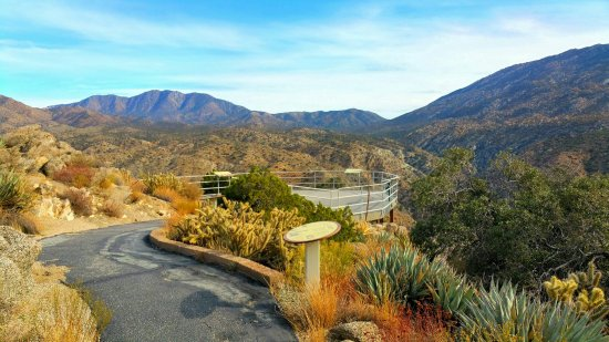 Cahuilla Tewanet Scenic Overlook