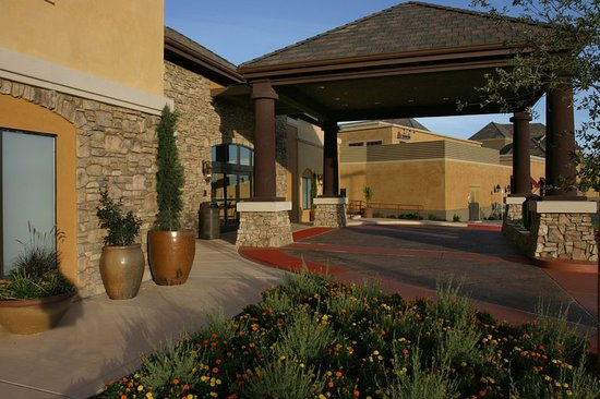 El Dorado Hills, Калифорния: Guest Patio