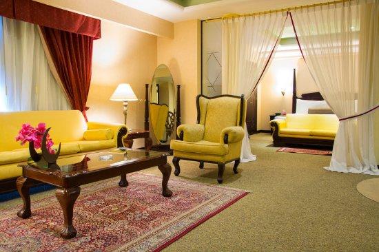 Crowne Plaza Hotel de Mexico: Suite