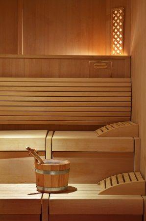 Le Meridien Pyramids Hotel & Spa: Explore Spa - Sauna Room