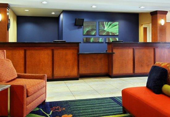 Fairfield Inn & Suites Austin North/Parmer Lane: Lobby