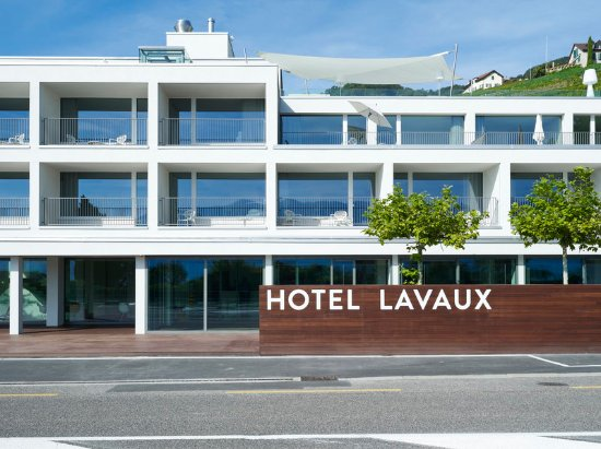 Cully, Szwajcaria: Exterior at Hotel Lavaux