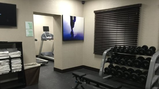 Middletown, Pensilvania: Free Weights in Fitness Center