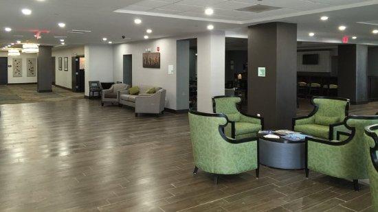 Middletown, Πενσυλβάνια: Sitting Area near Elevators