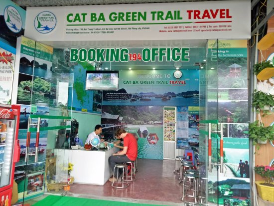 ‪Cat Ba Green Trail Travel‬