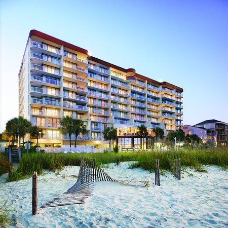 Wyndham Vacation Resorts Westwinds North Myrtle Beach Sc