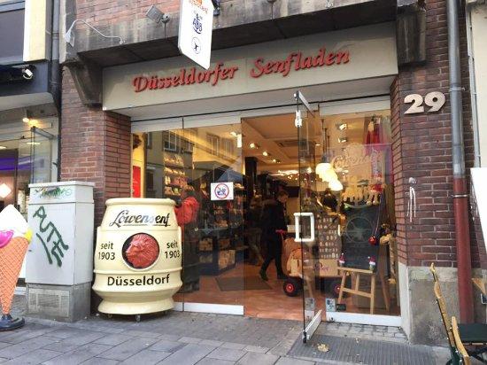 Dusseldorfer Senfladen