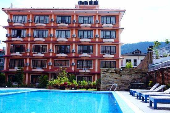 Window View - Picture of Dandelion Hotel, Pokhara - Tripadvisor