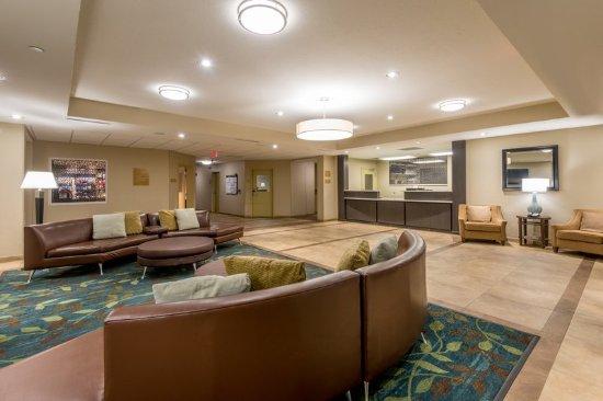 Del City, Oklahoma: Hotel Lobby