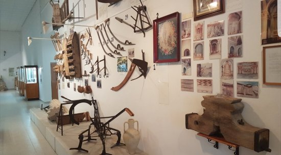Museo Arqueológico - Etnológico Gratiniano Baches: 20171108_060319_large.jpg
