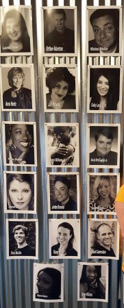 Lambertville, NJ: Some 'Hairspray' Cast Pics
