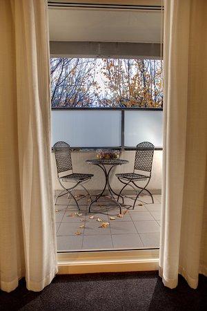 Burwood, Australia: Balcony