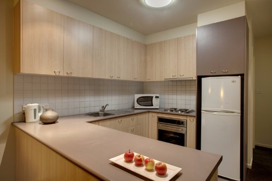 Burwood, Australia: Kitchen