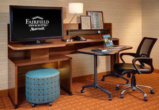 ฮัตชินสัน, แคนซัส: King Suite Work Area