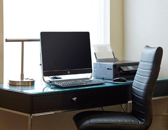 Dryden, Canadá: Business Centre Available