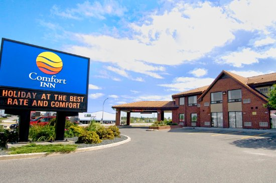 Welcome to the Comfort Inn Dryden