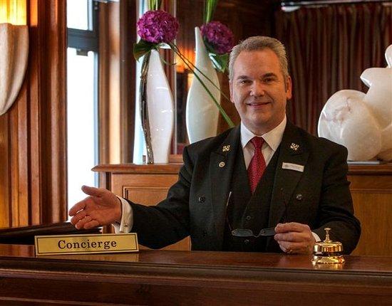 Hotel Astor Saint-Honore: Chef Concierge